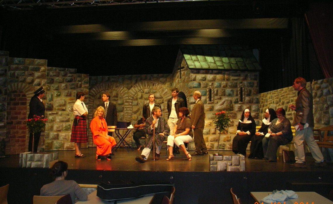 Mord im Nonnenkloster - 2011